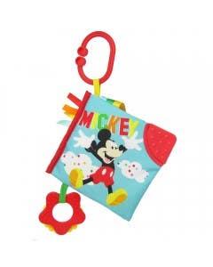 Libro mordedor Mickey