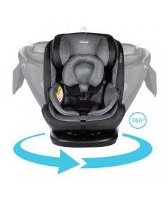 Silla auto convertible I-Giro 360