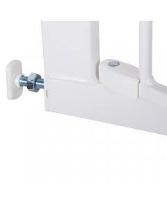 Baranda metálica Safe Gate + 2 Extensiones