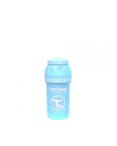 Mamadera Twistshake Anti-Cólico 180ml azul pastel