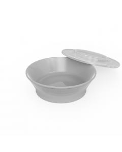 Bowl Twistshake 6+m gris pastel