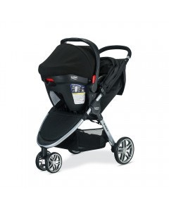 Coche travel System B-Agile/B-Safe 35