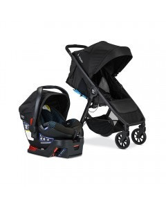 Coche travel System B-Clever/B-Safe 35