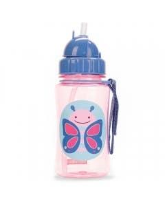 Botella zoo Mariposa