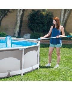 Kit de mantenimiento de piscina deluxe