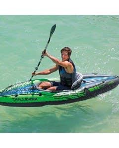 Kayak inflable Challenger para 1 persona
