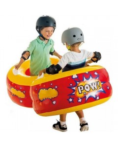 Inflable chocador Pow-Bumpers