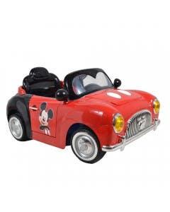 Auto con control Mickey