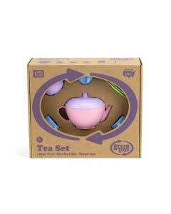 Set de té de colores