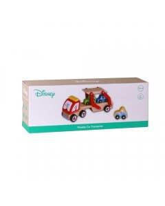 Car Transporter Goofy