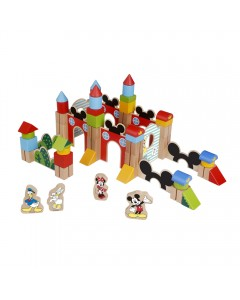 Blocks Mickey Castle
