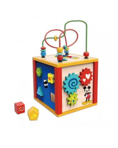 Disney Junior Activity Cube - Mickey