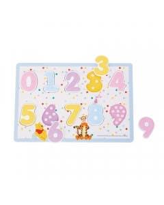 Disney Junior Number Puzzle - Winnie