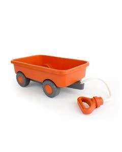 Vagón naranja