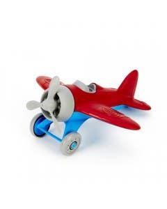 Avión rojo