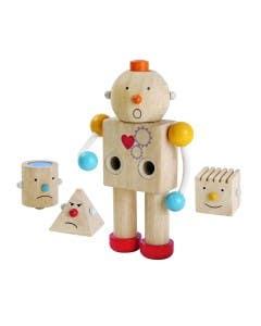 Construye un robot