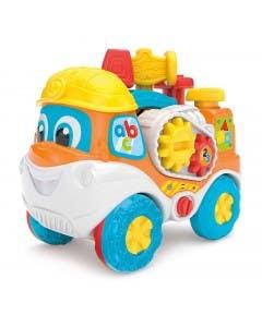 Camión de herramientas interactivo