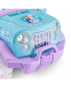 Jeep Frozen