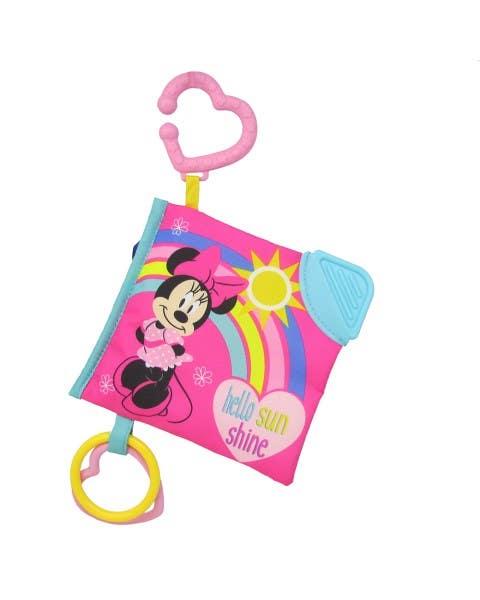 Libro mordedor Minnie
