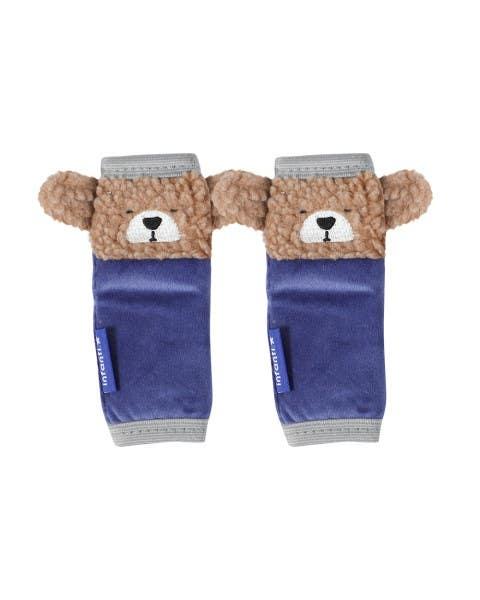 Protector de cinturón oso