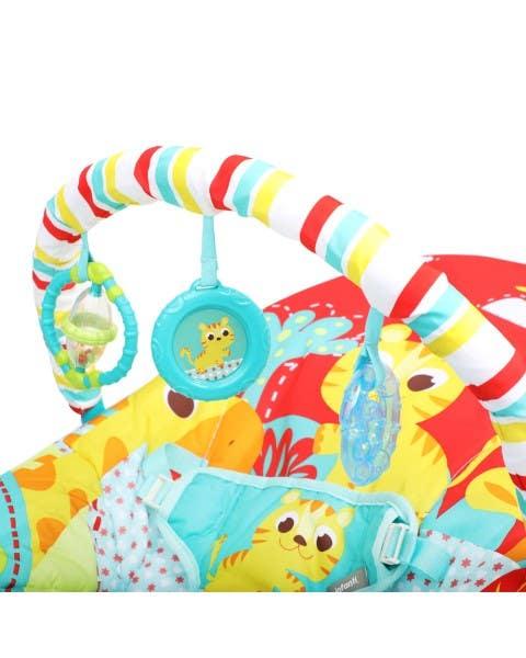 Silla nido Safari multicolor