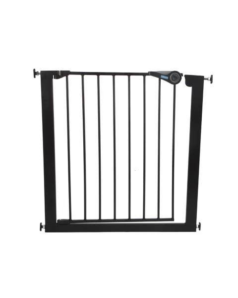 Puerta de seguridad Easy fit negro