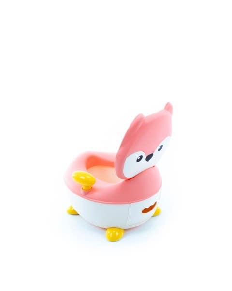 Potty Fox rosada