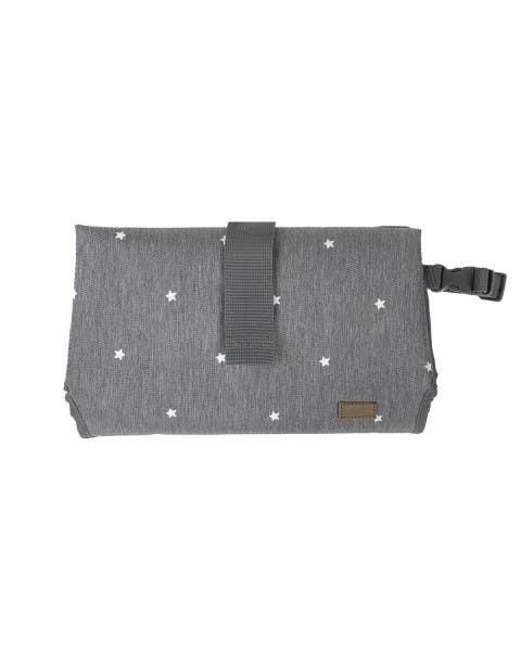 Mudador express gris oscuro