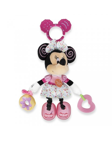 Colgante On The Go Activity toy Minnie