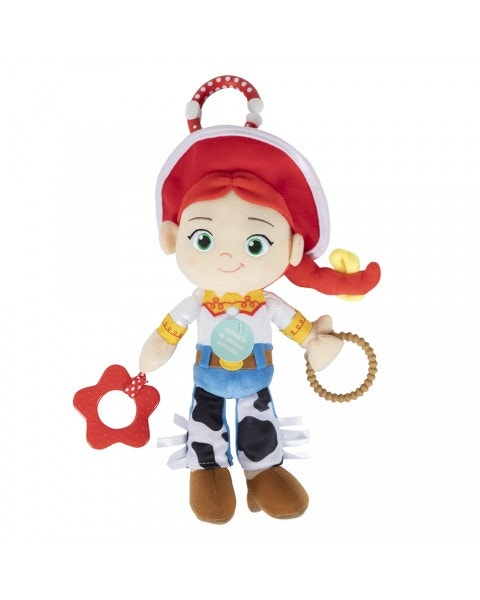 Colgante On The Go Activity toy Jessie