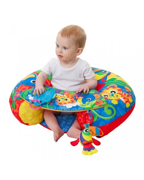 Sit Up And Play Activity Nest