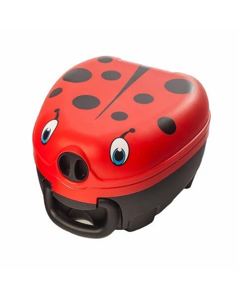 My carry potty ladybug