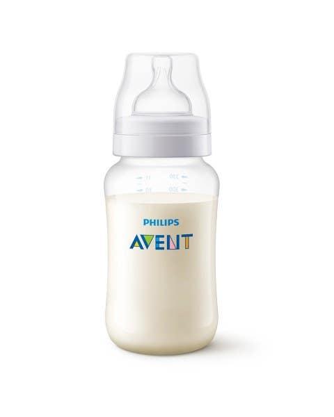 Mamadera anticólico classic 330 ml