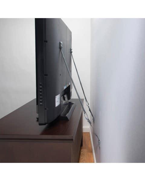 Correas de seguridad para Tv y muebles