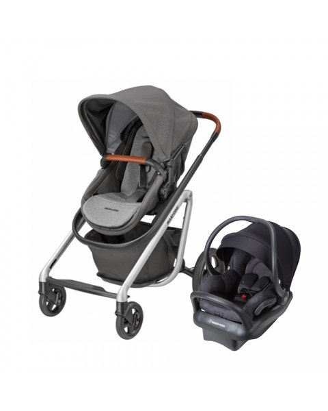 Coche Travel System Lila