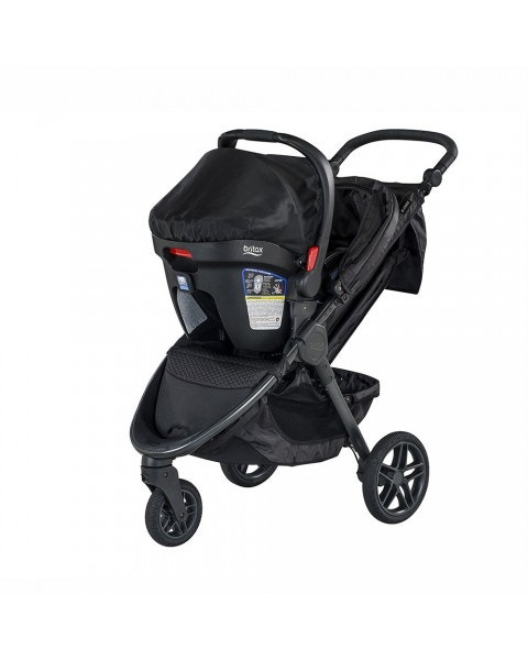 Coche Travel System B-Free B-Safe Ultra