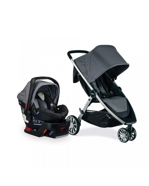 Coche Travel System B-Lively B-Safe 35