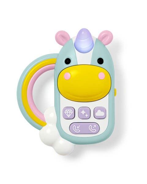 Telefono de unicornio Zoo