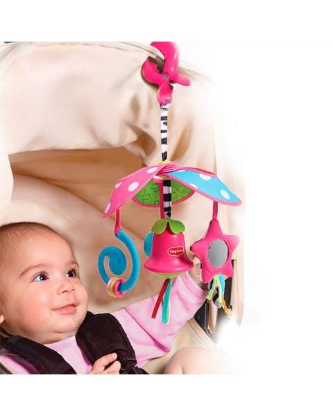 Mini movil pack & go princesas