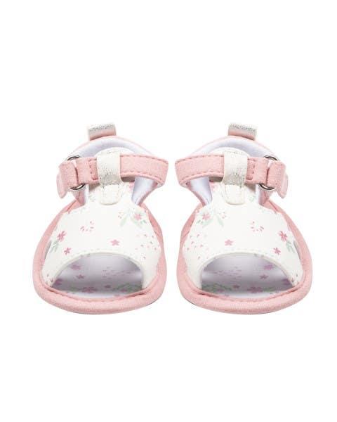 Sandalia bebe rosado