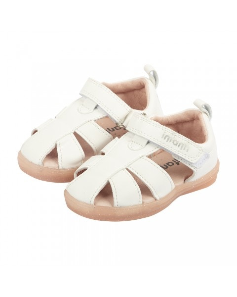 Sandalia Josefina blancas