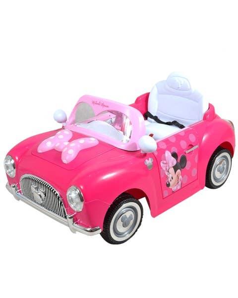 Auto con control Minnie