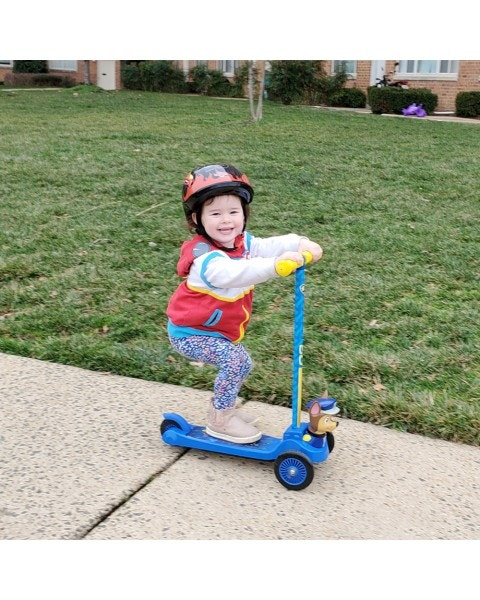 Scooter Paw Patrol - Chase