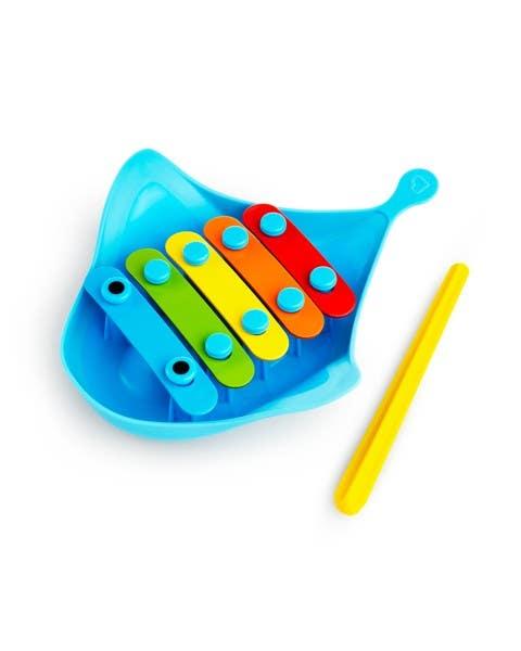 Xilófono Para Baño - Mantarraya