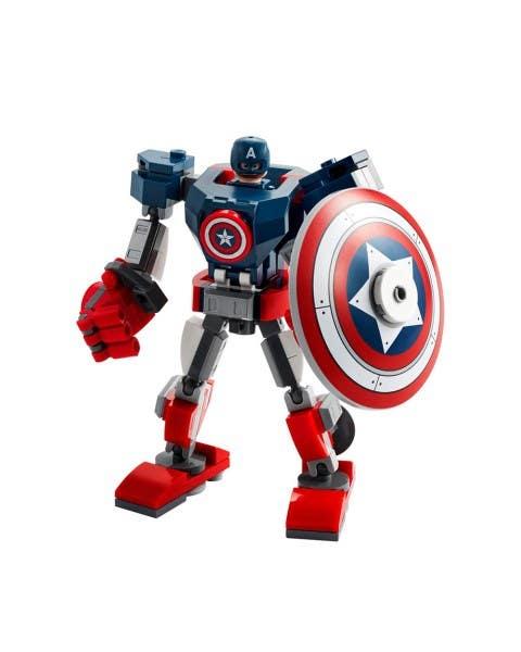 Mech Capitán América