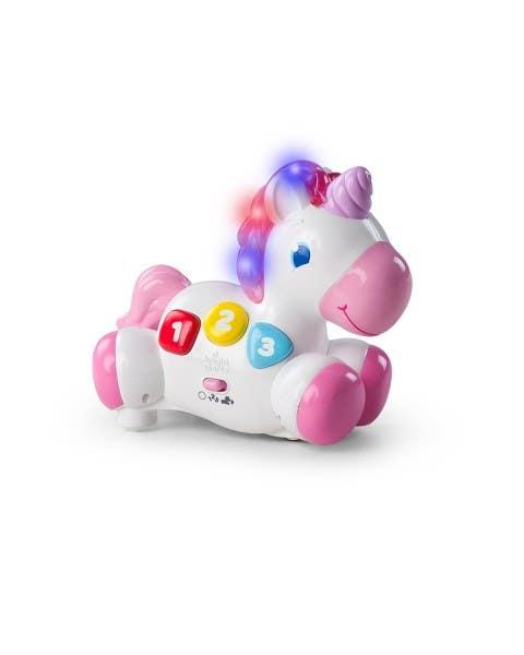 Rock & glow unicorn