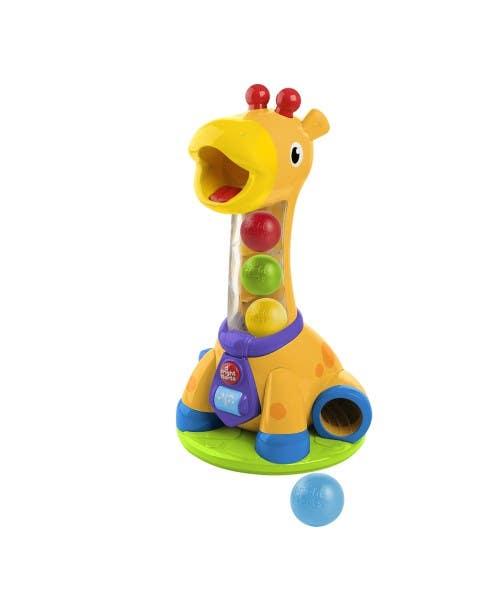 Spin & giggle giraffe