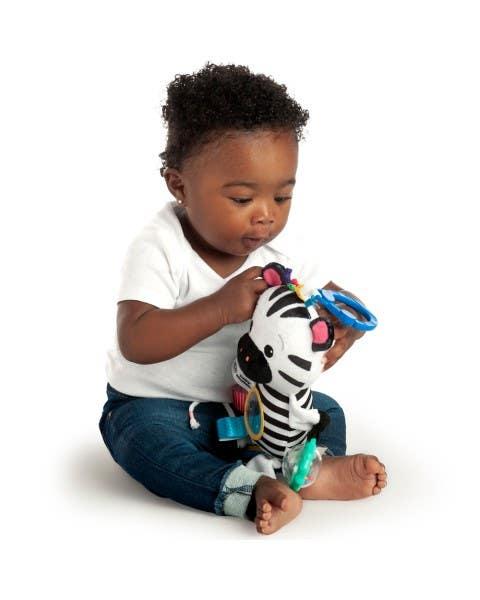 Colgante Sensorial De Zebra