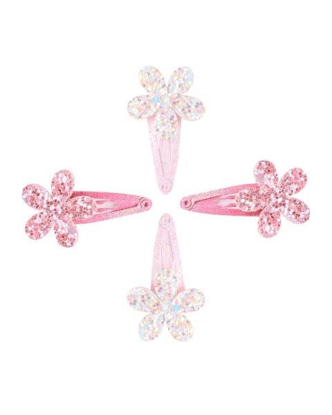 Set 2 clip tu rosado