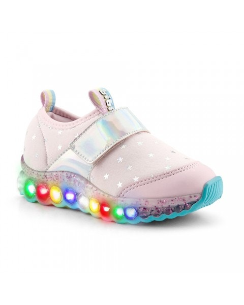 Zapatilla Roller Celebration Con Luces Estrellitas